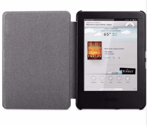 Funda Book Cover Amazon Kindle Touch 7 Gen Poetic Colores - tienda online