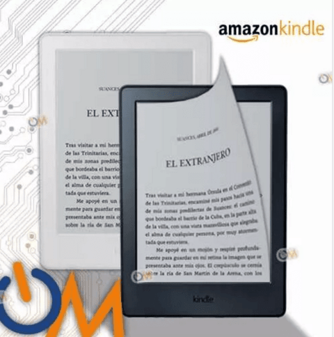 Amazon Kindle Touch Ebook Ereader 8 Generación Ultimo Modelo - comprar online
