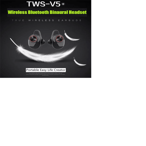 Auriculares Bluetooth Tws V5 In Ear Estilo Airpods Mic - OFERTAMAYOR