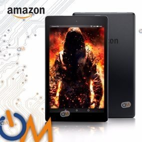 Tablet Amazon Kindle Fire 8 2017 16gb Alexa Ultimo Modelo