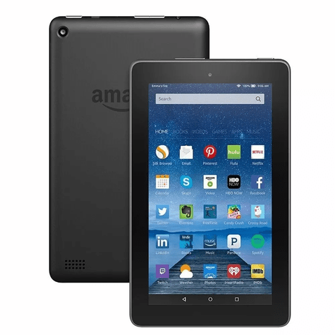 Tablet Amazon Kindle Fire 7 2017 8gb Alexa Ultimo Modelo