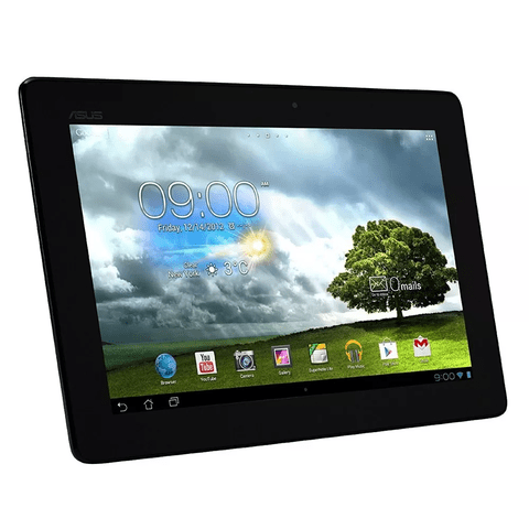 Tablet Asus 10 Pulgadas Hd 16gb. Dual Cam Android Azul Oscur