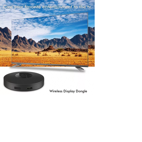 Dongle Miracast Smart Tv Hdmi Wifi Andro Simil Chromecast en internet