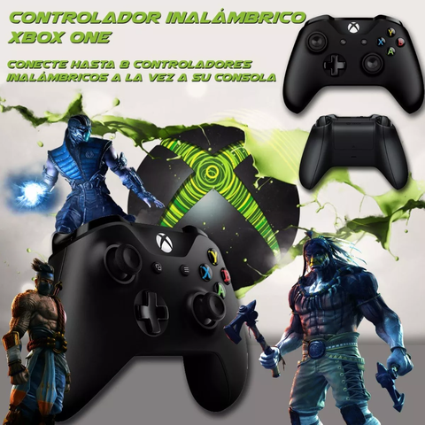 Joystick Control Xbox One Wireless Original Microsoft - comprar online