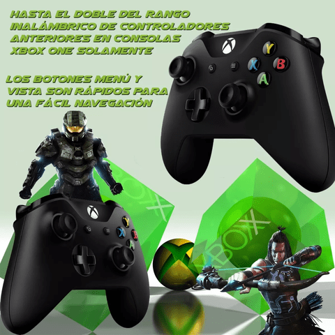 Joystick Control Xbox One Wireless Original Microsoft en internet