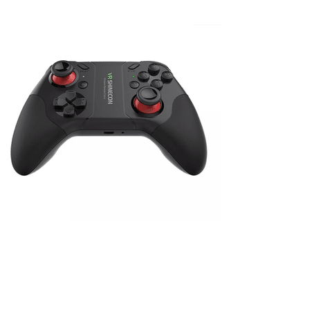 Joystick Gamepad Shinecon Smart Tv Celular Pc Bluetooth 3