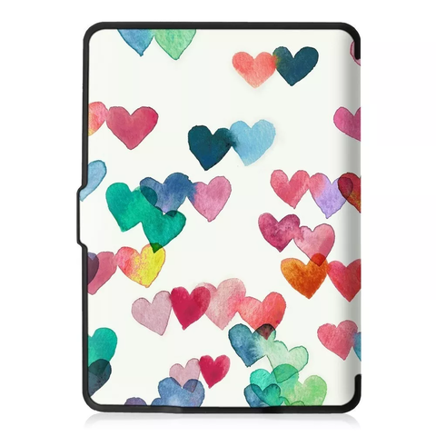 Funda Cover E-book Amazon Kindle Paperwhite Fintie Color