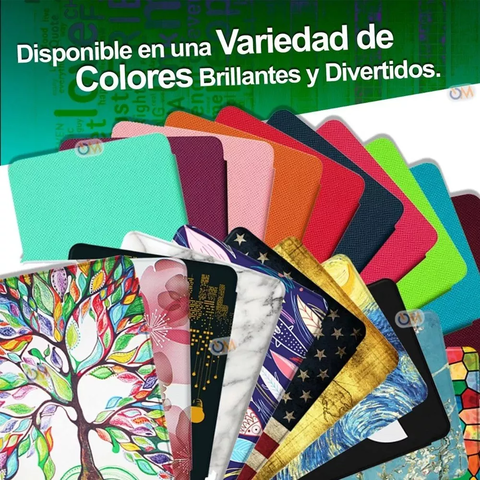 Funda Cover E-book Amazon Kindle Paperwhite Fintie Color - comprar online