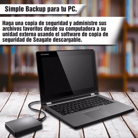 Disco Externo Portatil Seagate Backup Plus 4tb Usb 3.0 en internet
