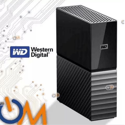 Disco Rigido Externo Wd Western Digital My Book 3tb Usb 3.0