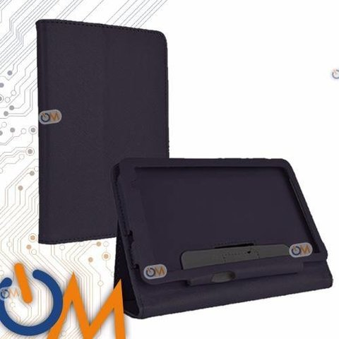 Funda Cover Estuche Para Tablet 7 Pulgadas Color Negro