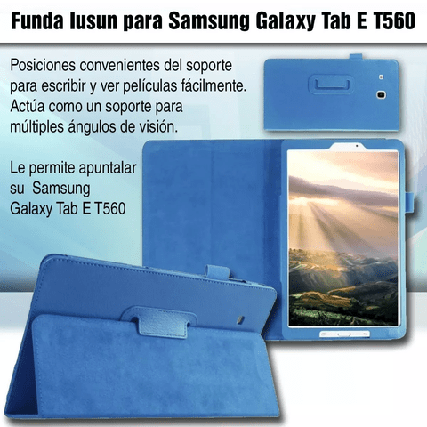 Funda Cover Ebook Samsung Galaxy Tab E T560 en internet