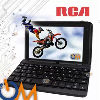 Tablet Pc 7 Rca 16gb Quad Core Andro 5.0 Teclado Funda Azul