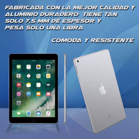 Apple Ipad 9.7 128gb Nuevo Modelo A9 Retina Wi-fi en internet