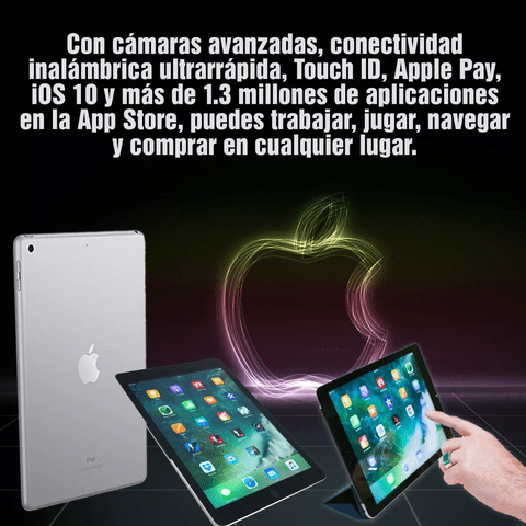 Apple Ipad 9.7 128gb Nuevo Modelo A9 Retina Wi-fi - OFERTAMAYOR