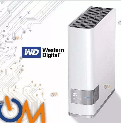 Disco Rigido Externo Wd Western Digital My Cloud 4tb Nas