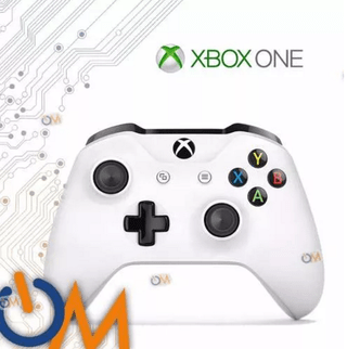 Joystick Control Xbox One Wireless Microsoft Original Blanco