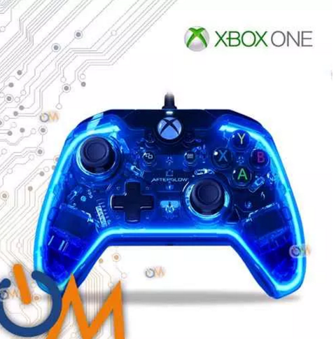 Joystick Control Xbox One Afterglow Pristmatic