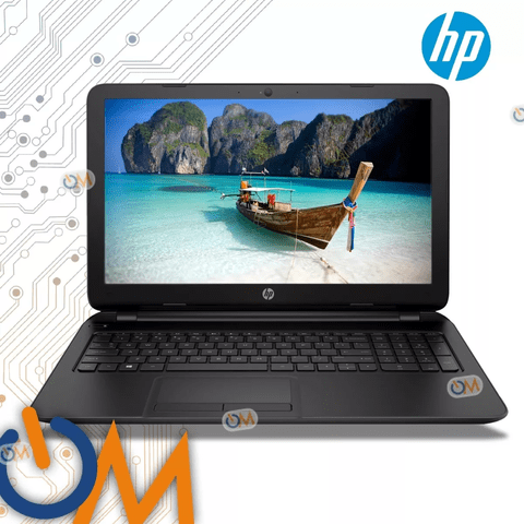 Laptop Notebook Hp 15.6'' Intel 4gb 500gb Win10 Hdmi