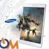 Tablet Samsung Galaxy Tab A T550 10 9.7'' 16gb Quad Core