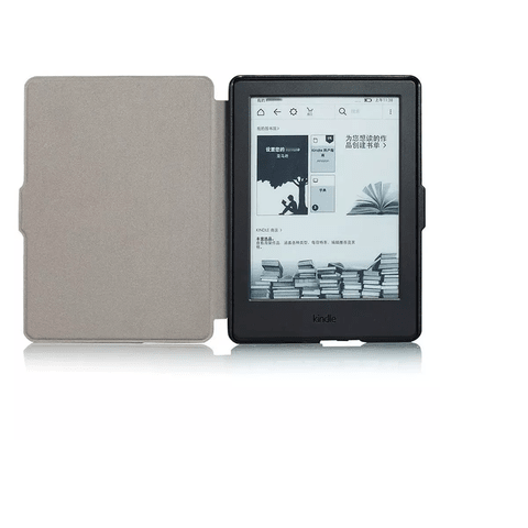 Funda Cover Book Cuero Pu Slim Amazon Kindle Paperwhite en internet