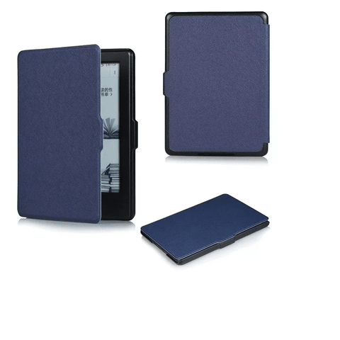 Funda Cover Book Cuero Pu Slim Amazon Kindle Paperwhite