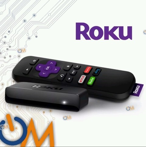 Roku Express Smart Tv Hdmi Como Google Chromecast en internet