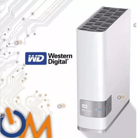 Disco Rigido Externo Wd Western Digital My Cloud 3tb Nas