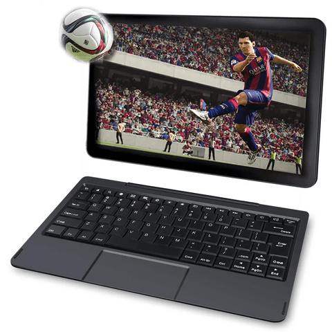 Tablet Rca Viking Pro 10 32gb 2 En 1 Android Quad Teclado