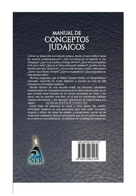 MANUAL DE CONCEPTOS JUDAICOS T en internet