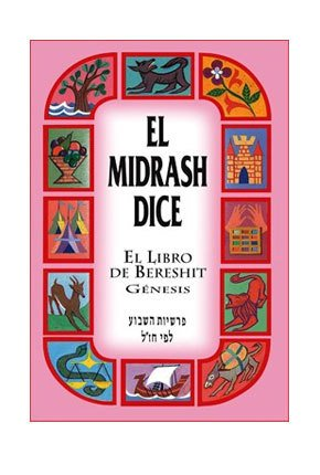 El Midrash dice 1,2,3y4 (Pocket) SET