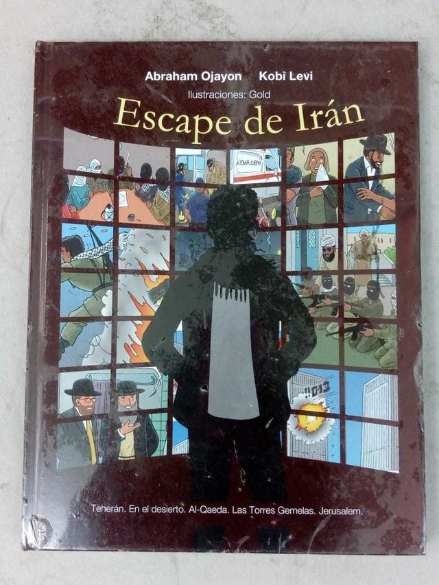 Escape a Irán