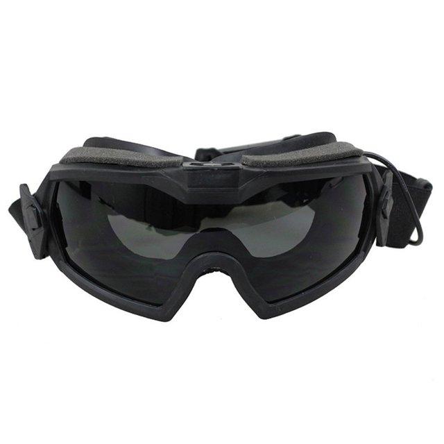 5d329ee2086ab Óculos De Proteção Telado Para Airsoft - Nautika