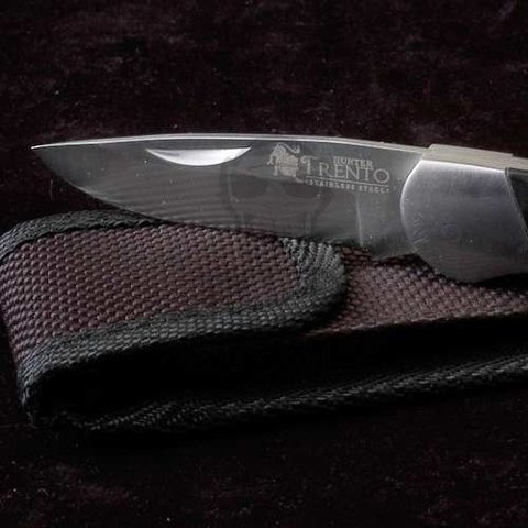 Navaja Plegable Hunter 100, Trento. - Mad World Shop