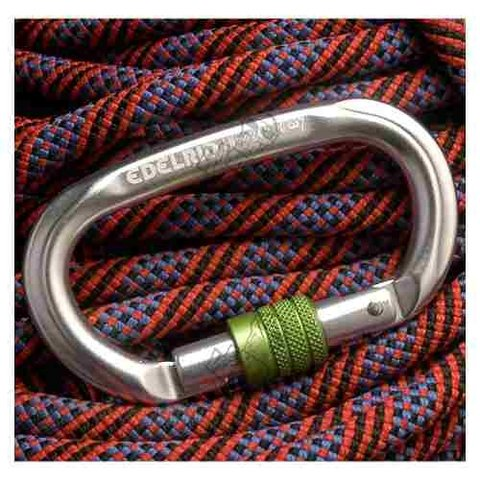 Mosqueton Oval Power, Edelrid.