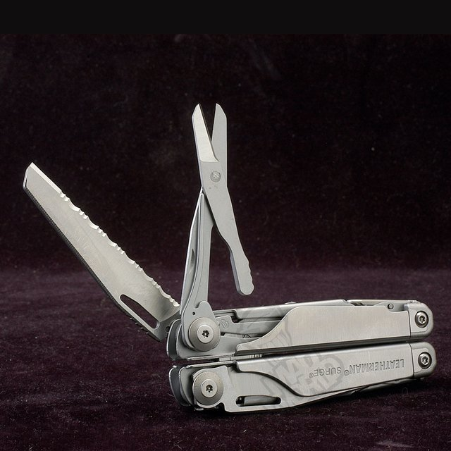 Pinza Multifuncion Surge, Leatherman.