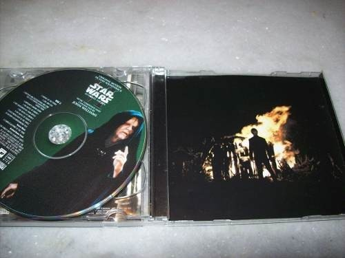 Cd - Return Of The Jedi - John Williams - Importado - Duplo na internet