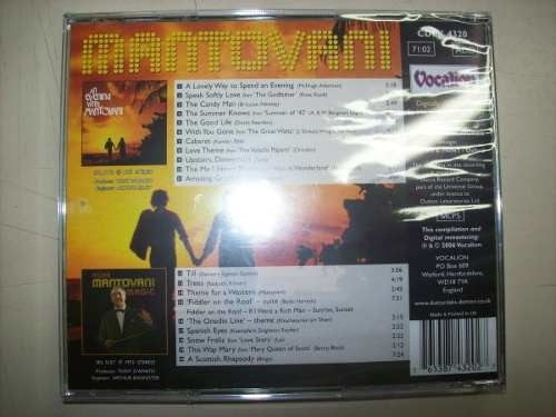 Cd - More Mantovani Magic - Matovani - Lacrado - Importado - comprar online