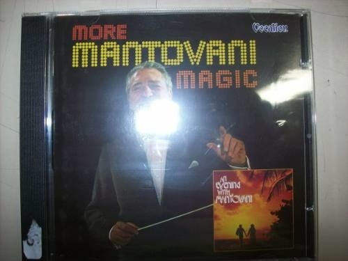 Cd - More Mantovani Magic - Matovani - Lacrado - Importado