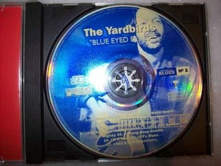 Cd - The Yardbirds - Eric Clapton - Importado - Usado - comprar online