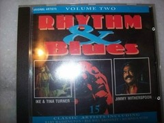 Cd - Rhythm & Blues - Volume Two - Nacional - Usado - Varios