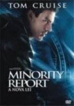 Dvd- Minority Report - Tom Cruise - Dvd Simples - Usado