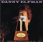 Cd - Danny Elfman - Music For A Darkned Theater - Importado