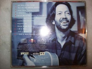Cd - The Yardbirds - Eric Clapton - Importado - Usado na internet