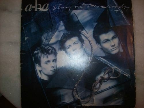 Lp - A-ha - Stay On These Roads - Com Encarte - Nacional