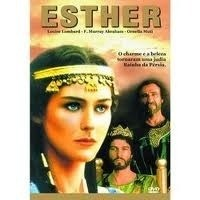 Dvd - Esther - Louise Lombard - Usado - Nacional