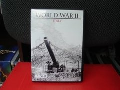Dvd-documentario-world War 2-italy-importado