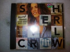 Cd - Sheryl Crow - Tuesday Night Music Club - Nacional