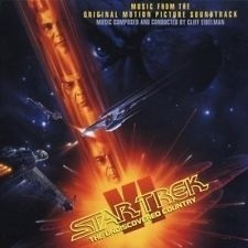 Star Trek VI: The Undiscovered Country (Jornada nas Estrelas VI: A Terra Desconhecida) - Cliff Eidelman - Importado (Usado)