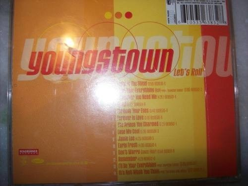 Cd - Youngstown - Let's Roll - Nacional - Usado - comprar online